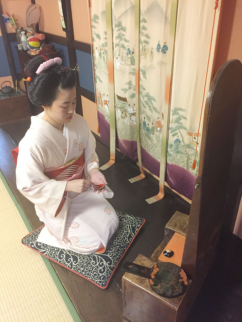 Japanese Hairdressing Experience