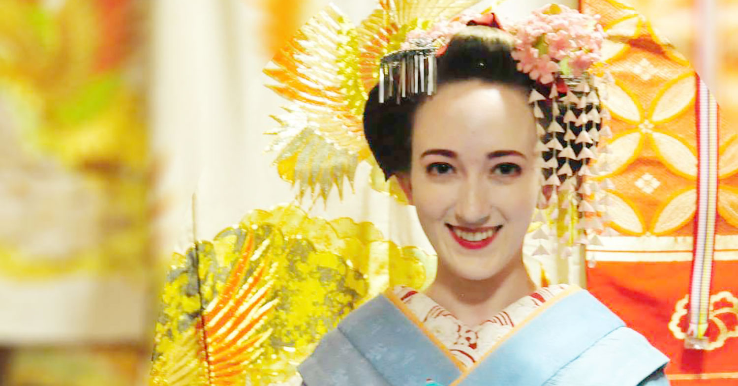 The Maiko Makeover Experience