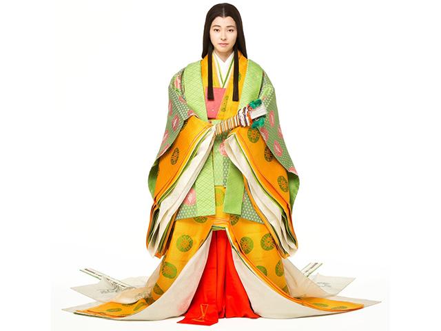 Juni-hitoe kimono dressing experience