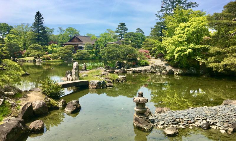 Katsura Rikyu Imeperial Villa